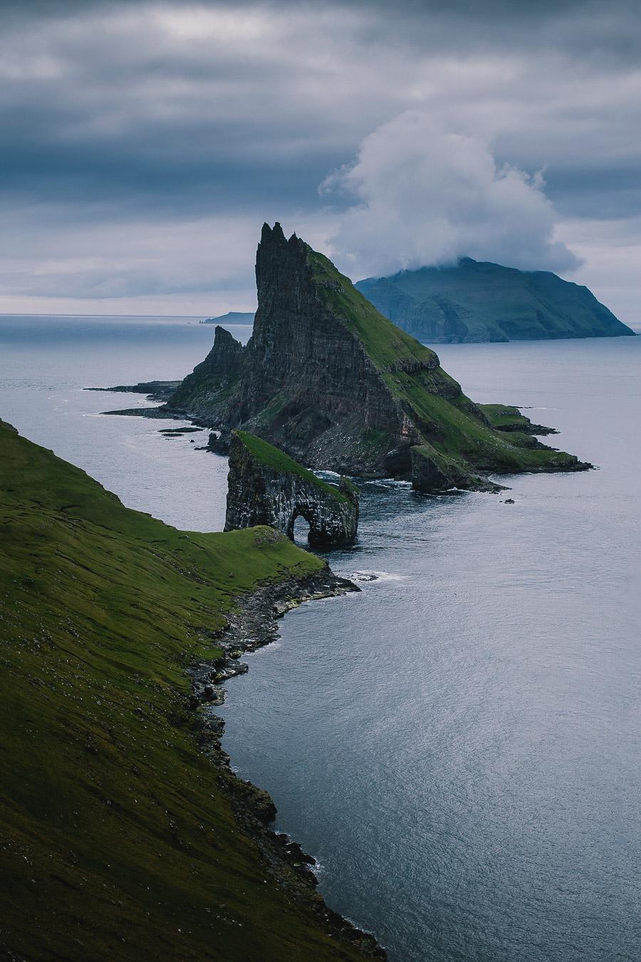 Drangarnir of Faroe Islands
