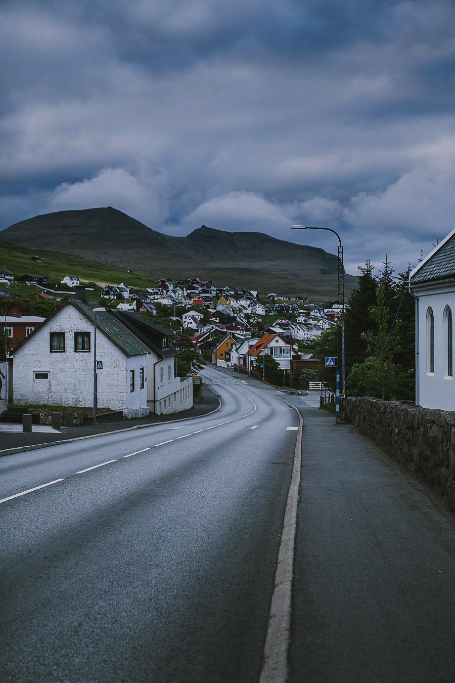 Colourful houses of Faroe Islands