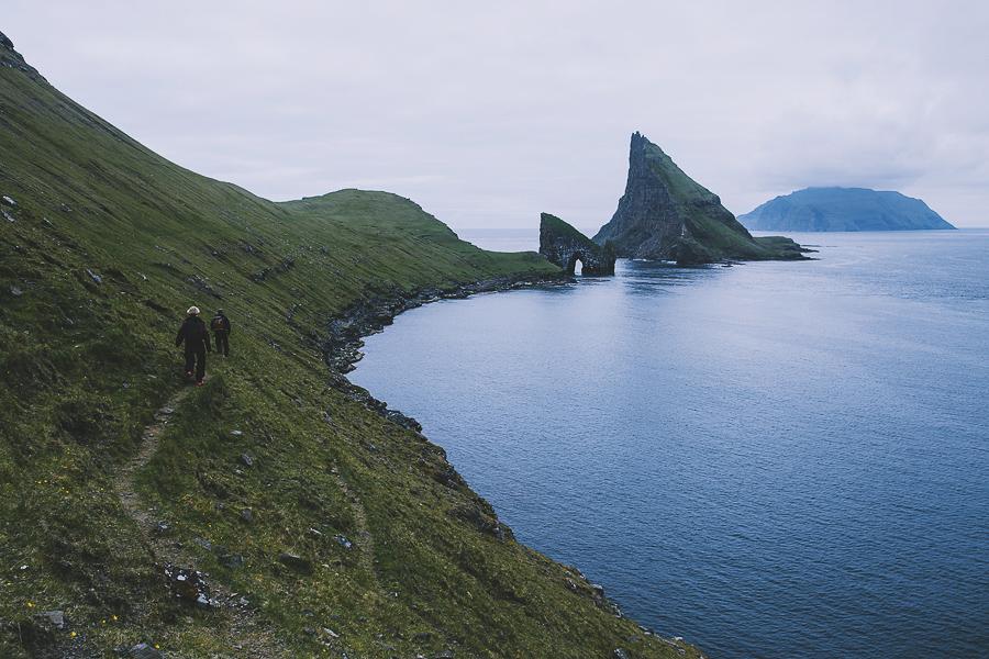 Drangarnir in Faroe Islands