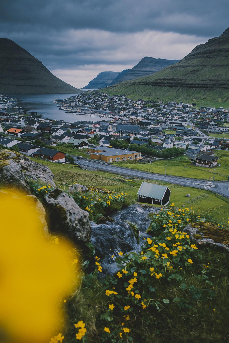 Færøyene - dag fem