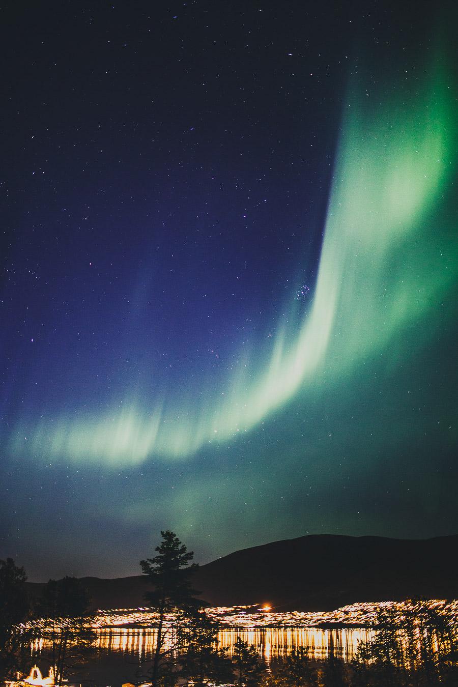 Those northern lights