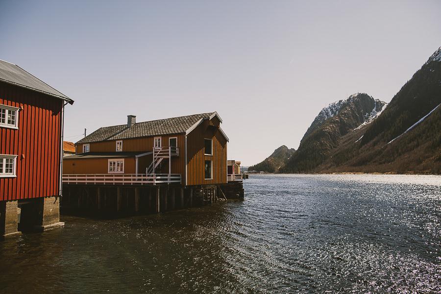 Mosjøen bryggehus
