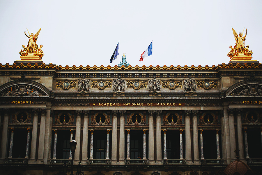 Academy of Music in Paris