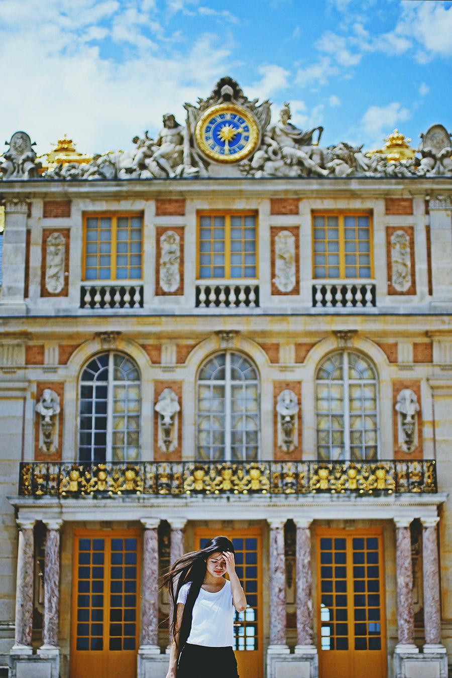 Glimpse of Versailles