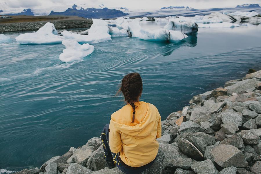 Jökulsárlón-Glacier lagoon