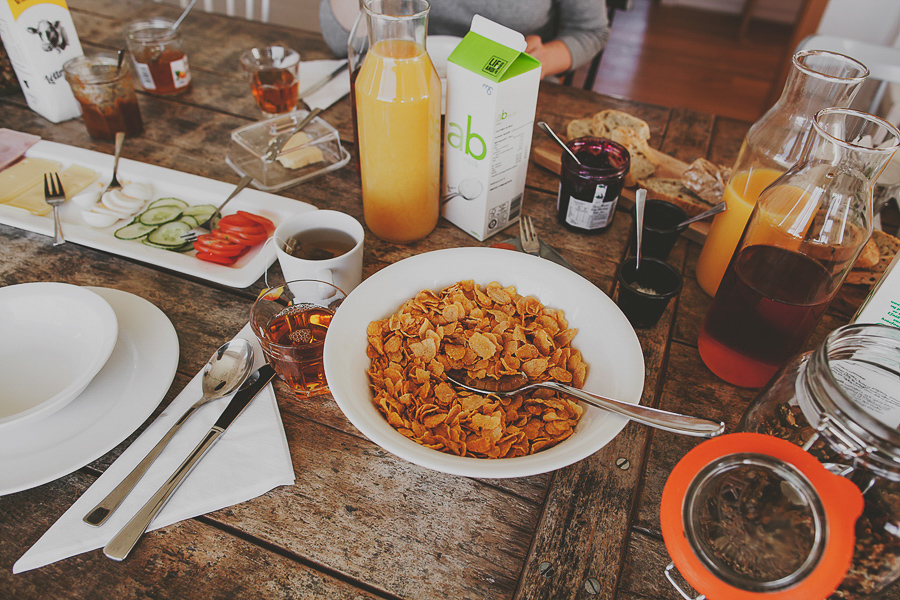 Breakfast at Kjarnholt