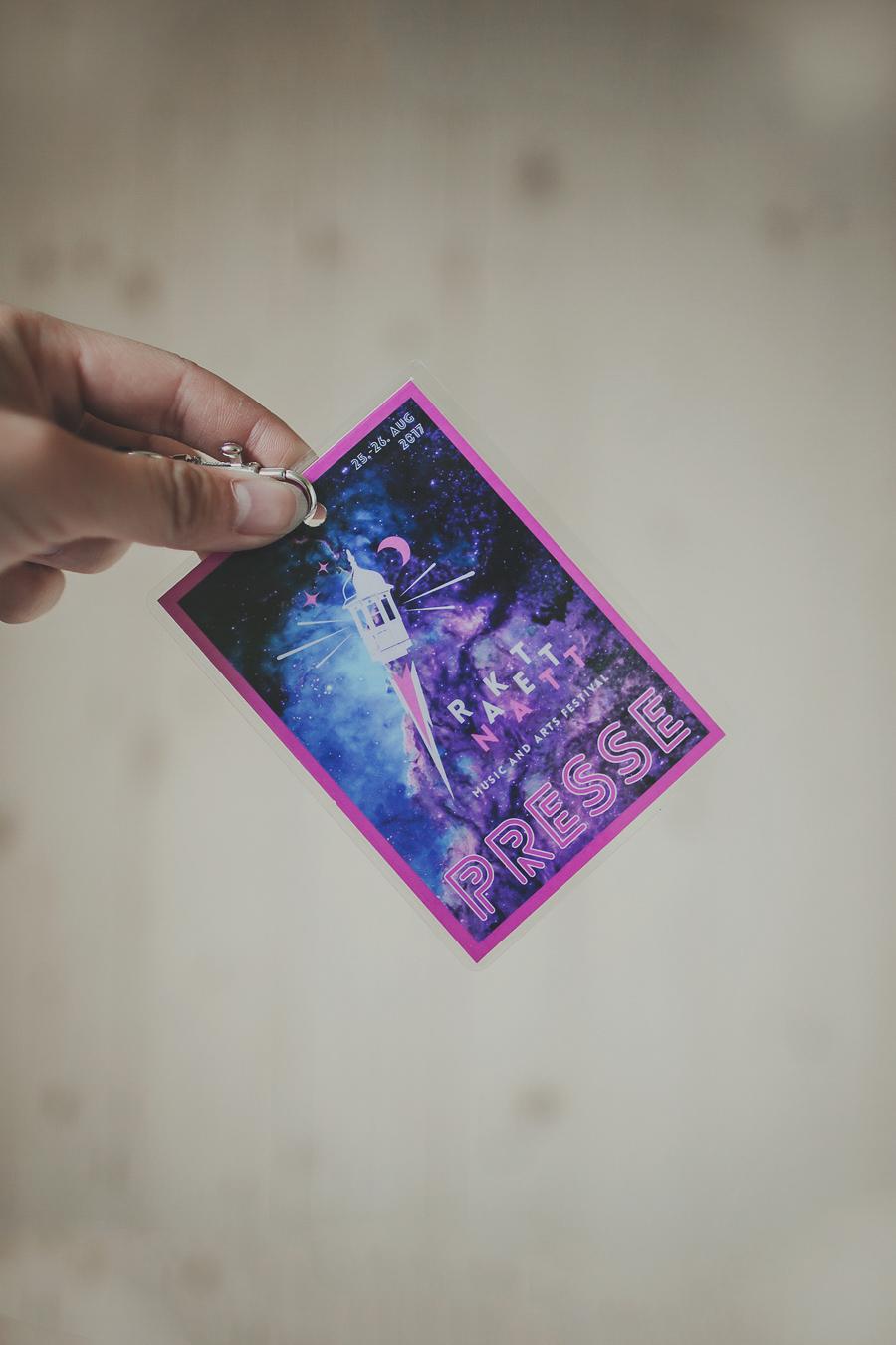 Ticket to Rakettnatt