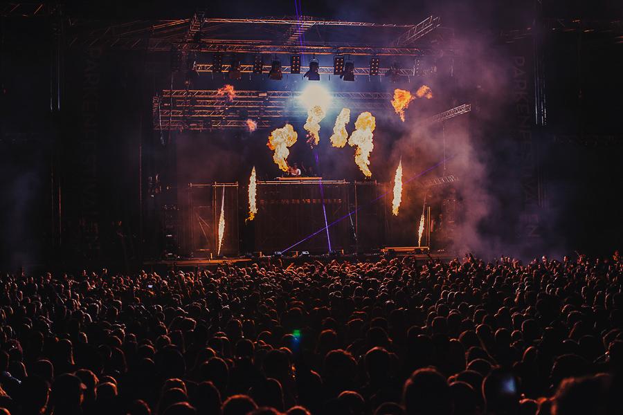 Music festival in Bodø