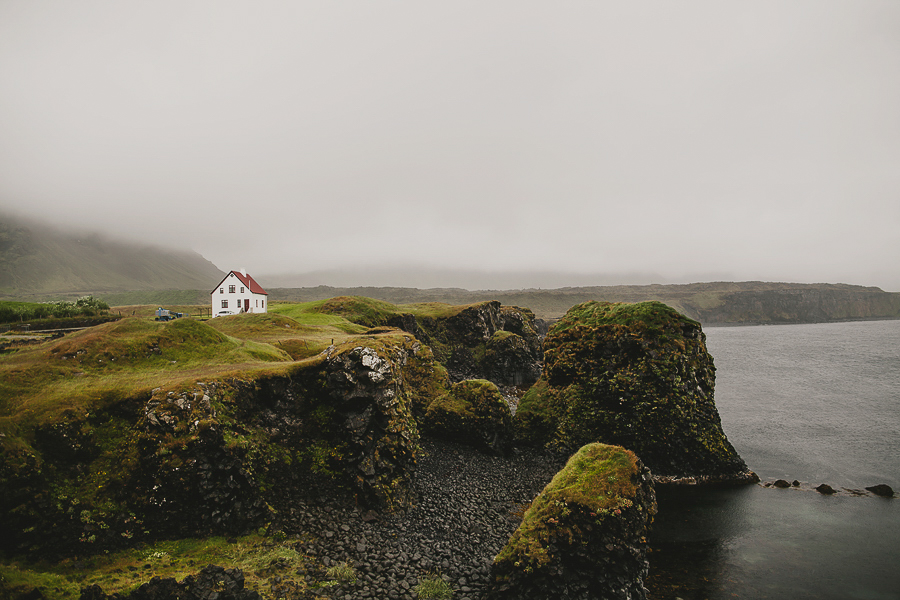 Island - dag en