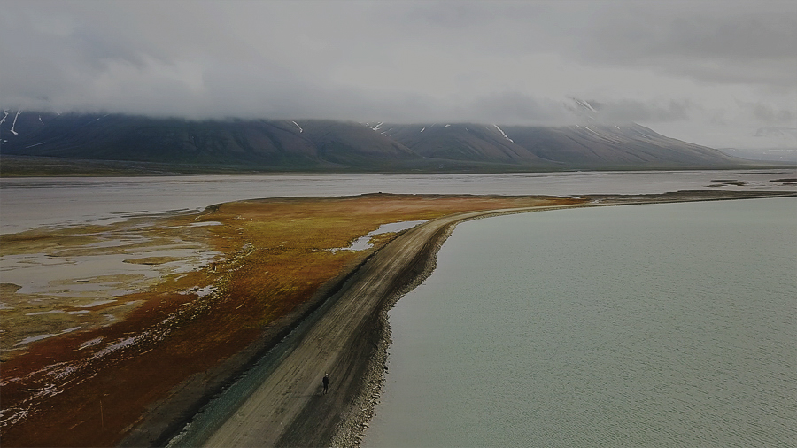 Svalbard - dag fire