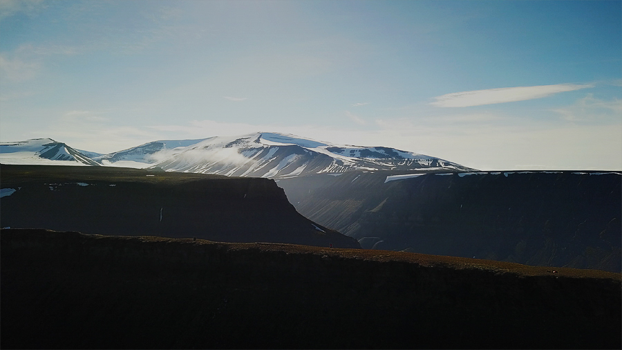 Svalbard - dag tre