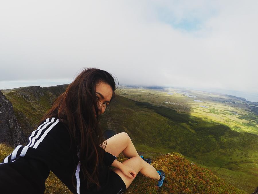 423 metres above sea level