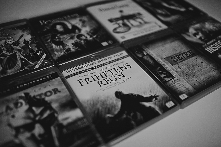 The to-watch film list