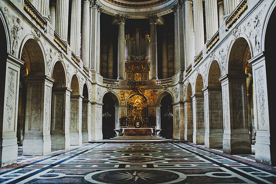 Paris x Versailles