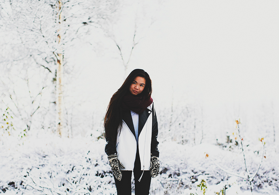 Whitened