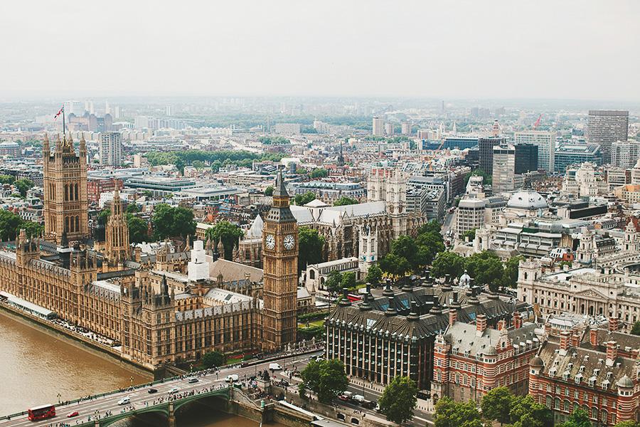London mini guide