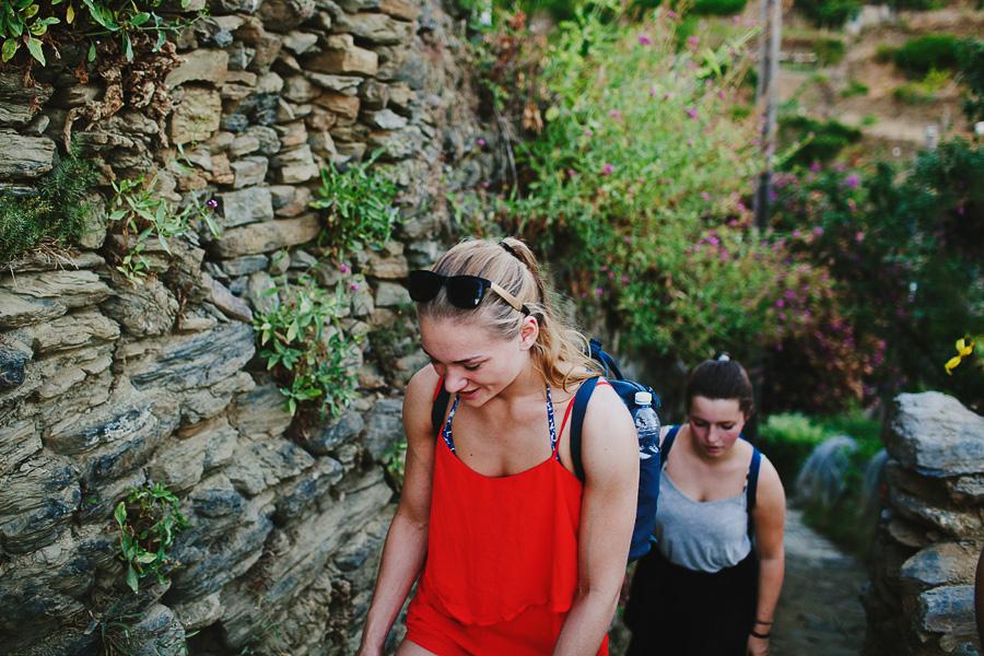 Day five - Cinque Terre