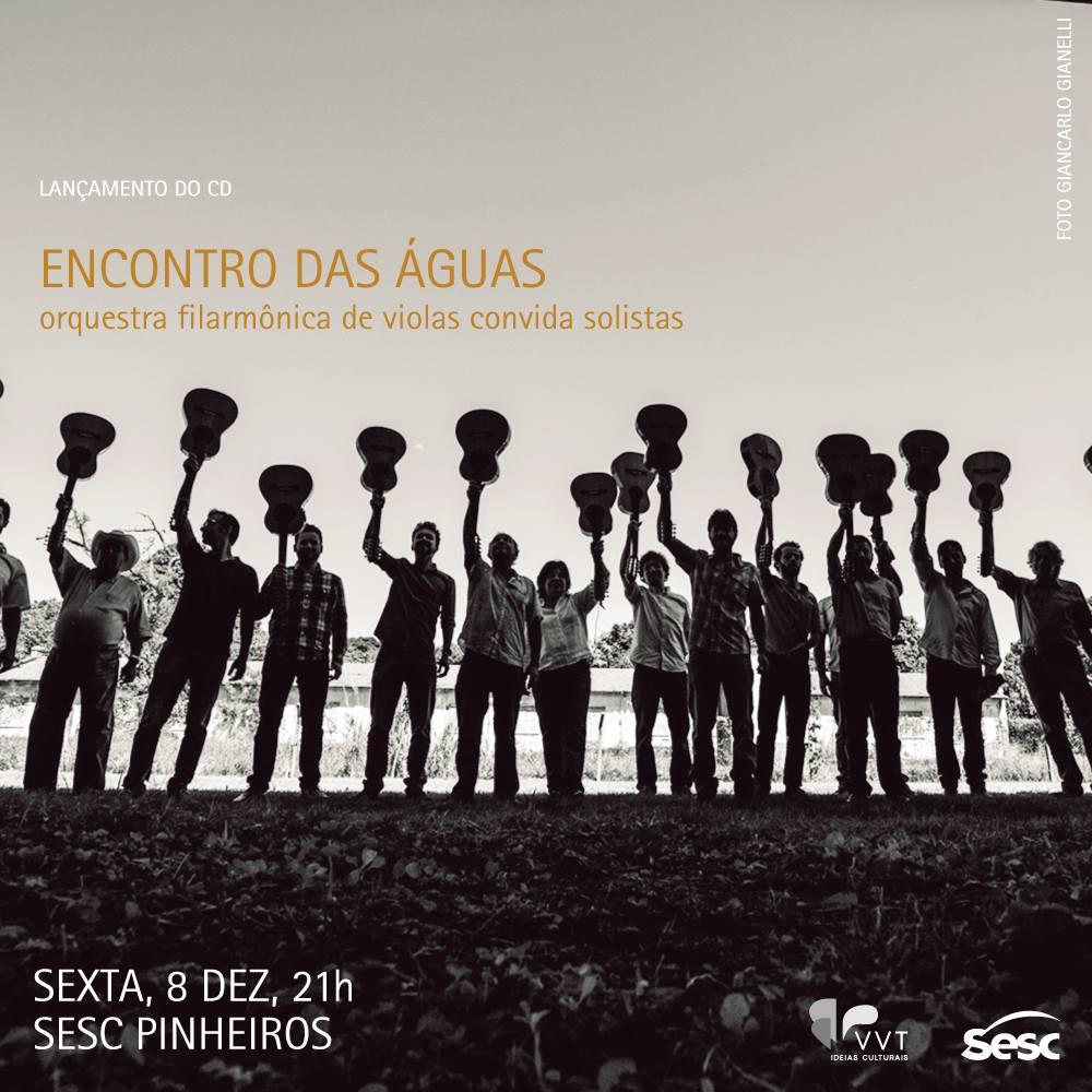 Encontro das Águas - Orquestra Filarmônica de Violas