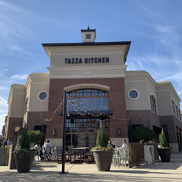 Tazza Kitchen in Stone Creek Village, Cary