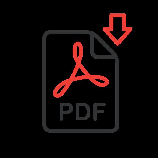 PDF - Download Icon