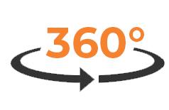 360 image logo