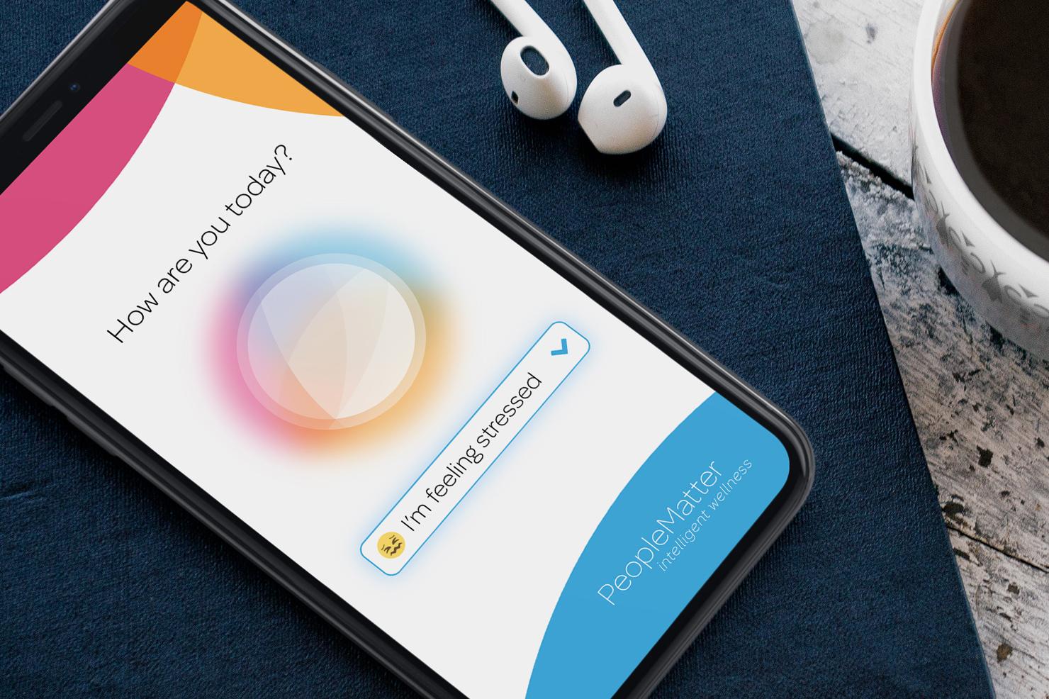 PeopleMatter App Concept