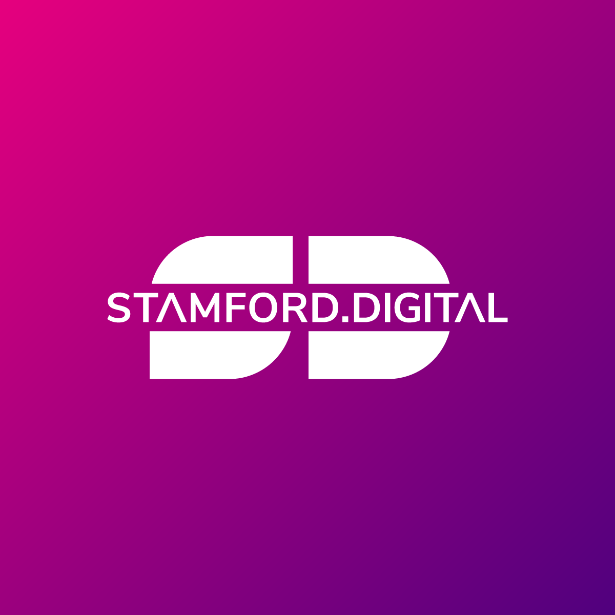 Brand design for Stamford Digital