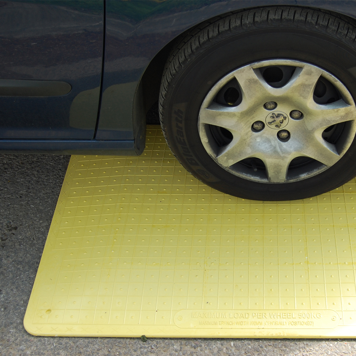 Safe Cover Footway Board