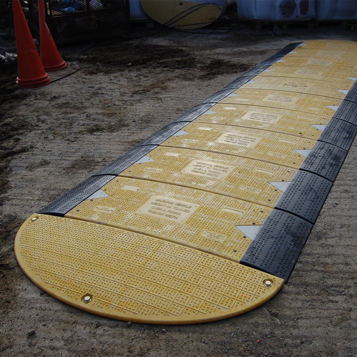 LowPro 15/05 Road Plate