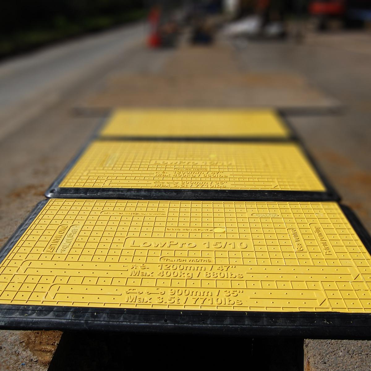 LowPro 15/10 Driveway Board
