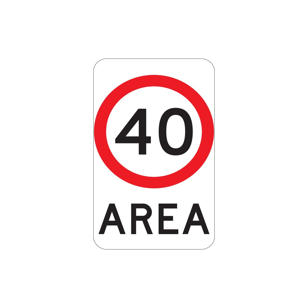 Speed Limit Area