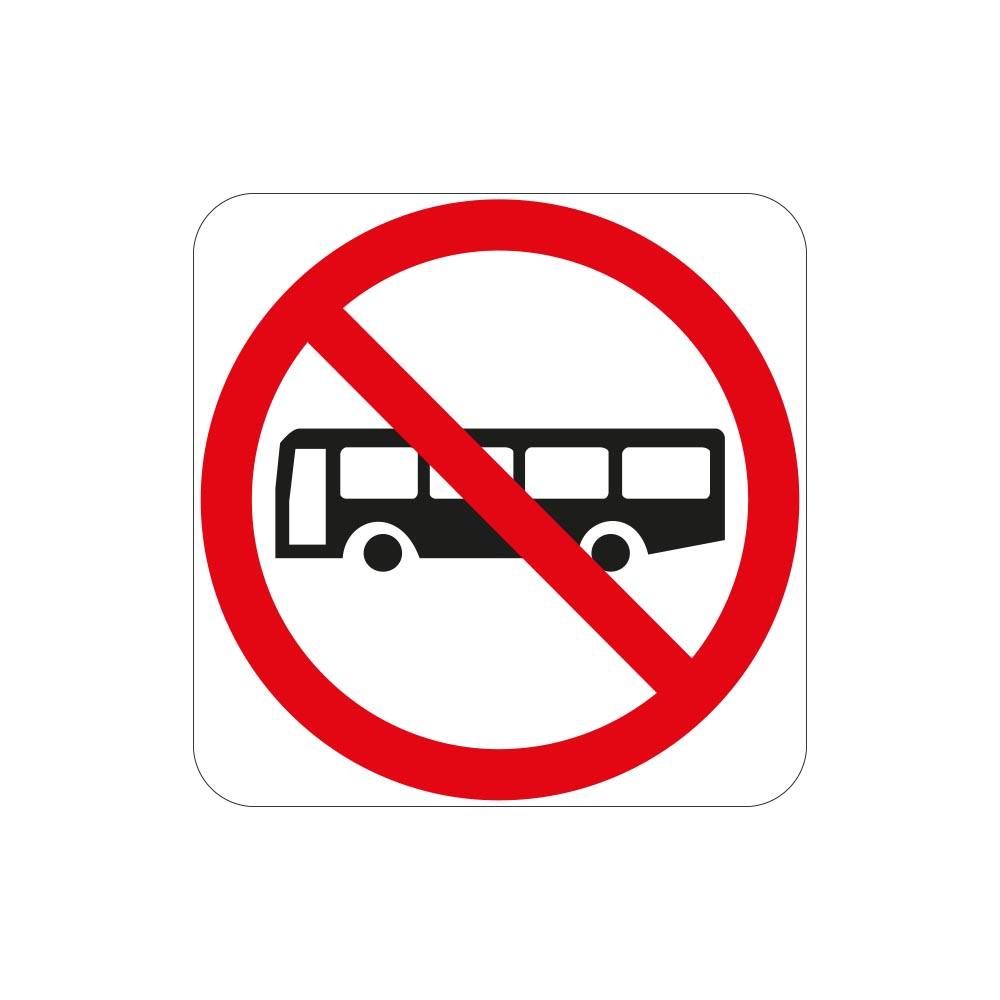 Bus Prohibition