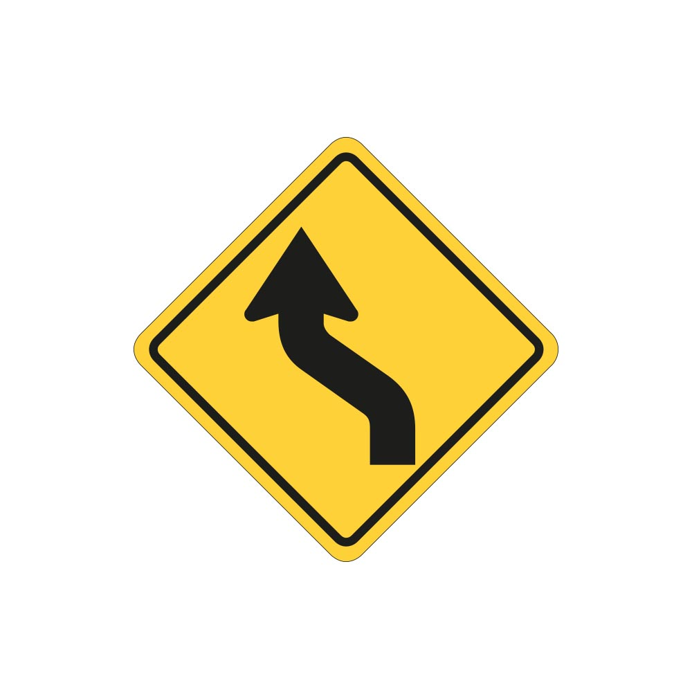 Reverse Curve Left or Right