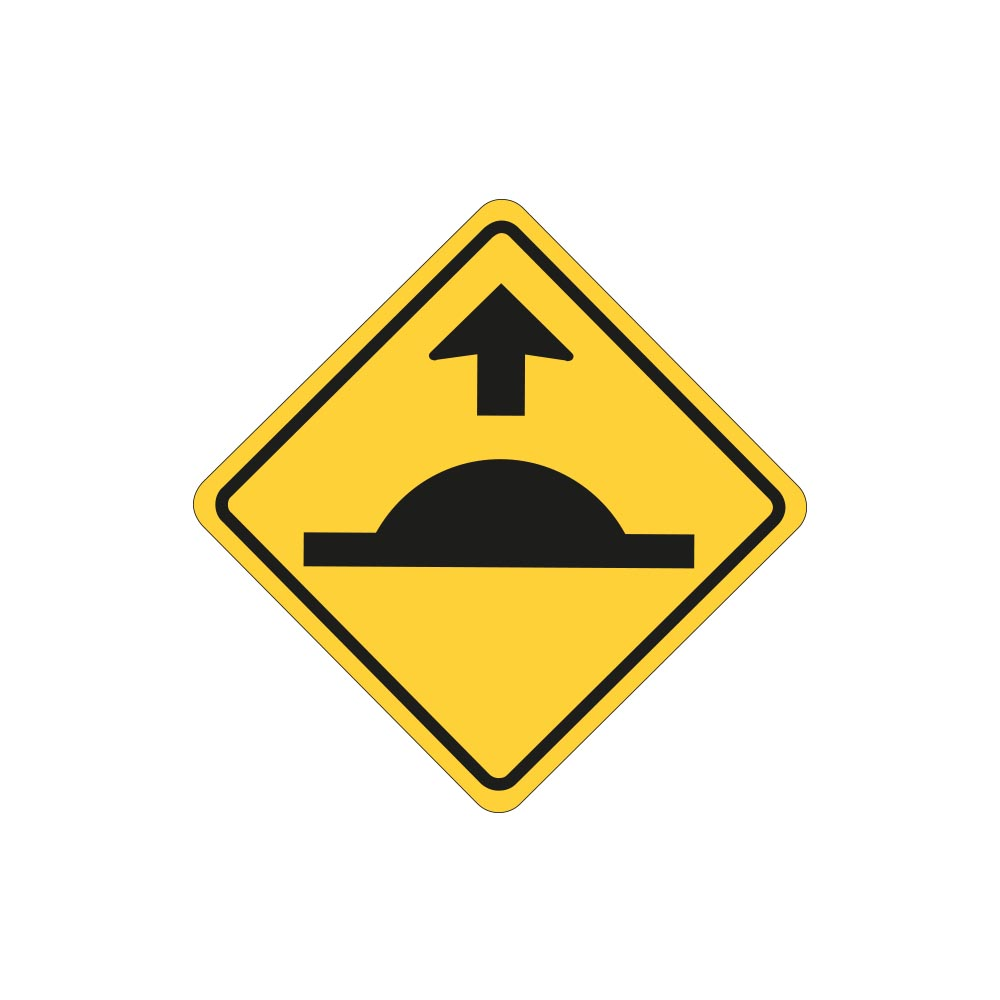 Road Humps Ahead