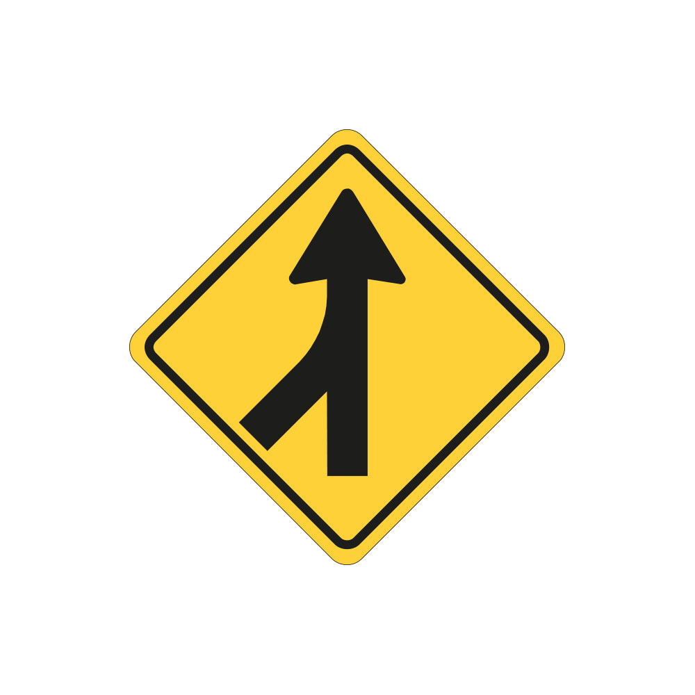 Merging Traffic Left or Right