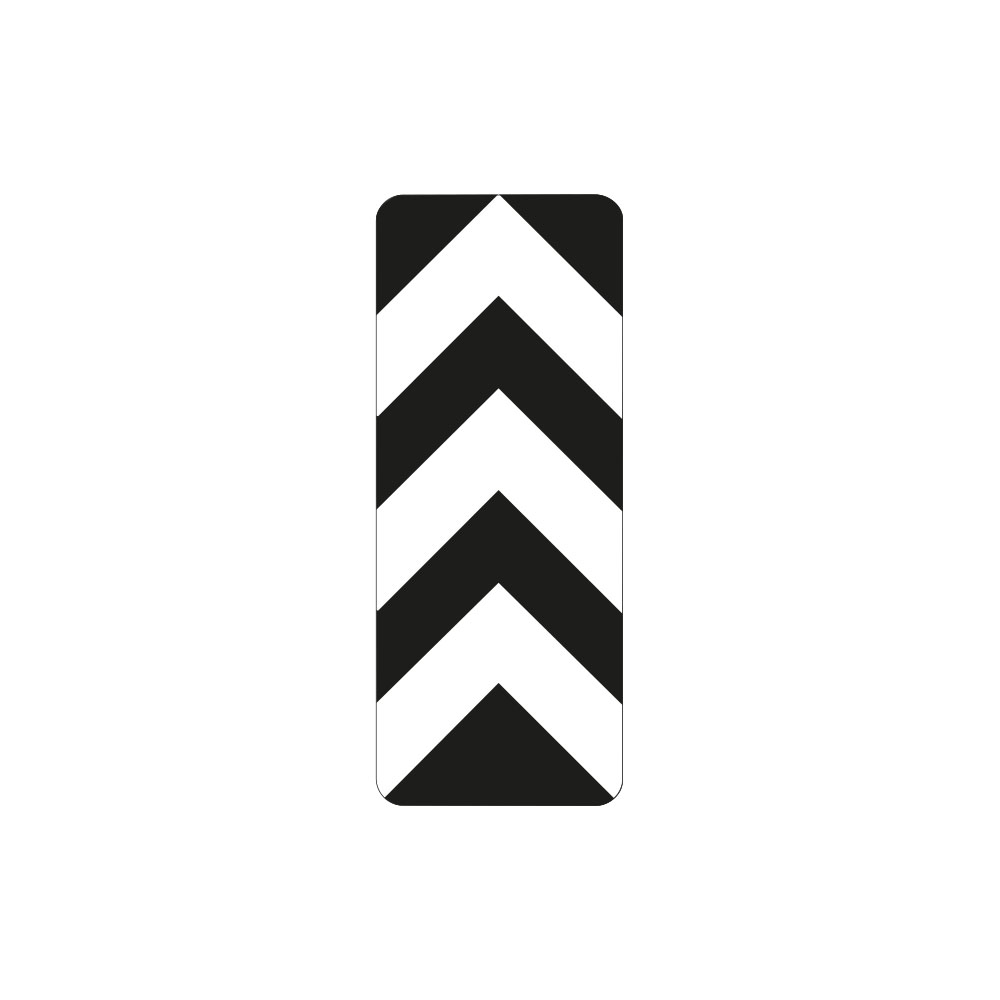 Bidirectional Hazard Marker