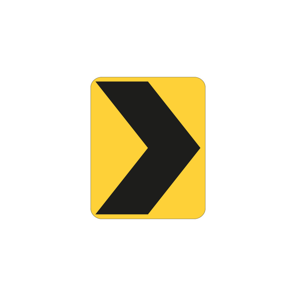 Chevron Alignment Marker