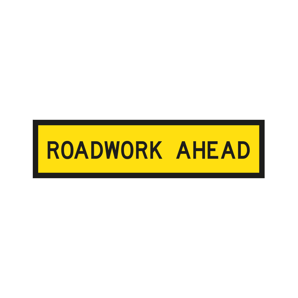 Road Work & Safety Signs - Temporary