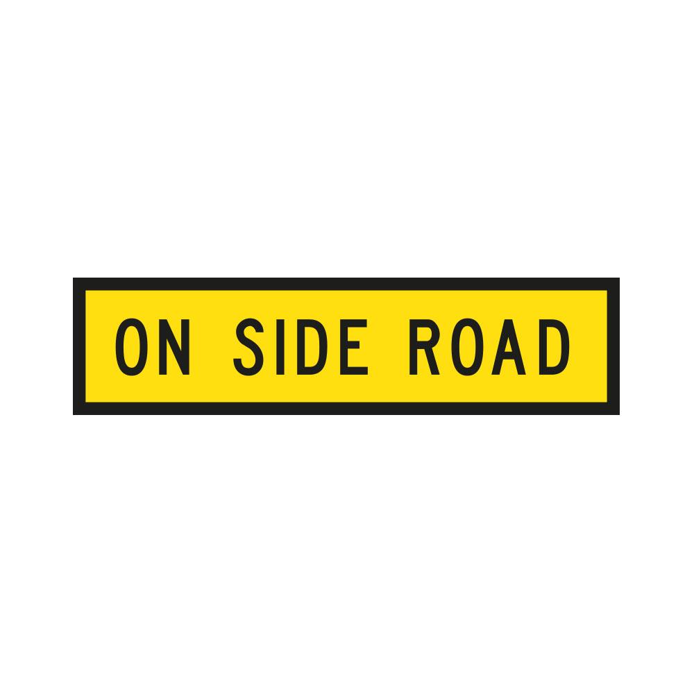 On Side Road Temp Wide