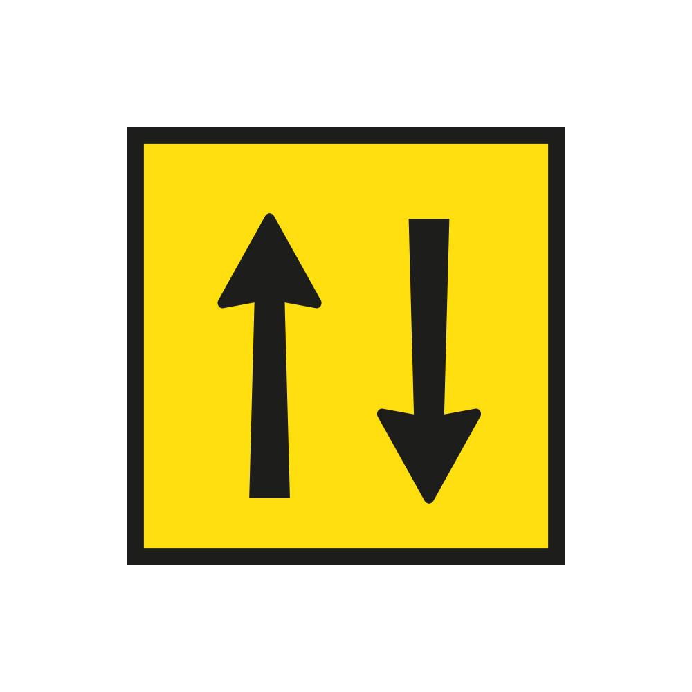 2 Way Traffic Lane Status