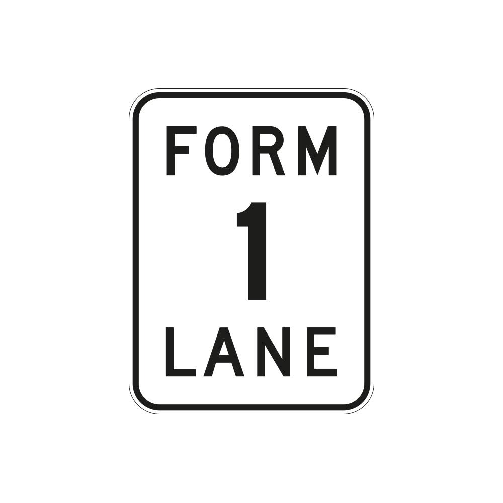 Form 1 Lane