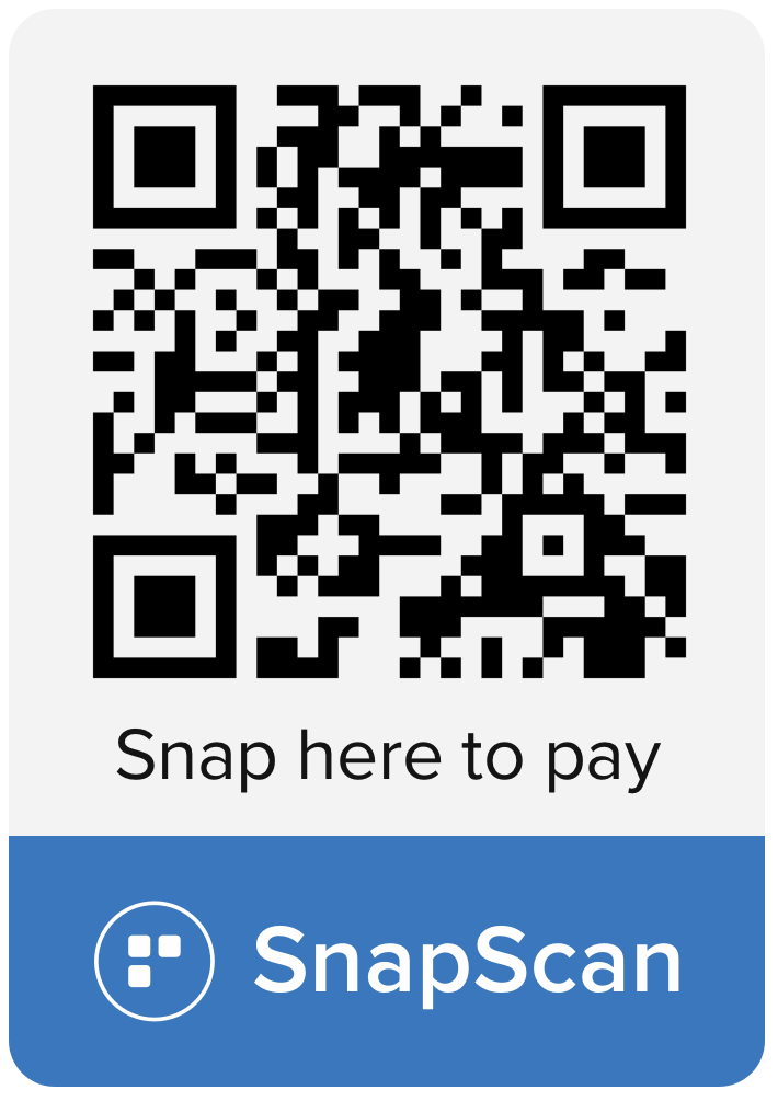 Move For Two Snapscan Once Off Donation QR Code