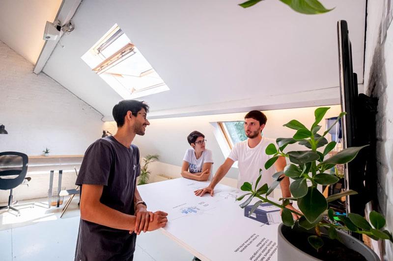 Bao Living team, discussing about SAM module