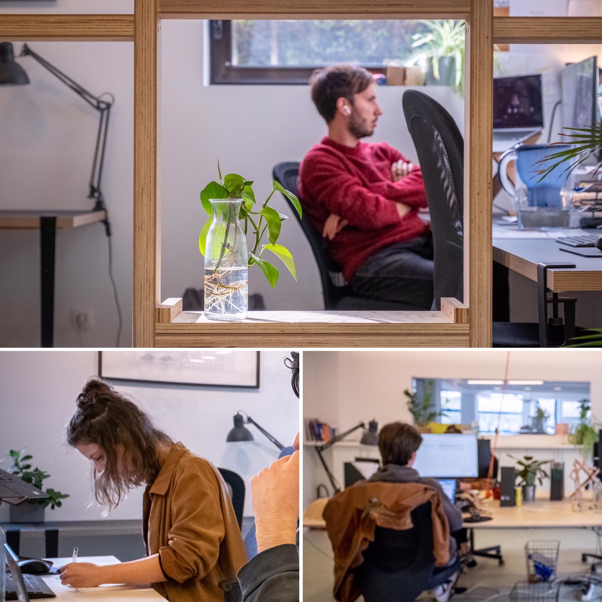 Bao Living, Antwerp - Belgium. Team, Office, Work station, Founders, Work life