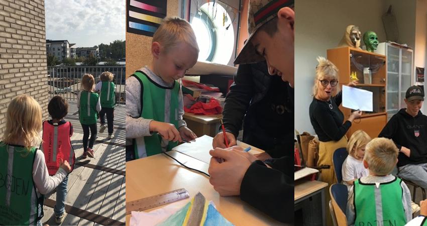 Thoren Framtid Gustavsberg samarbetar med gymnasium för att utbilda framtidens pedagoger