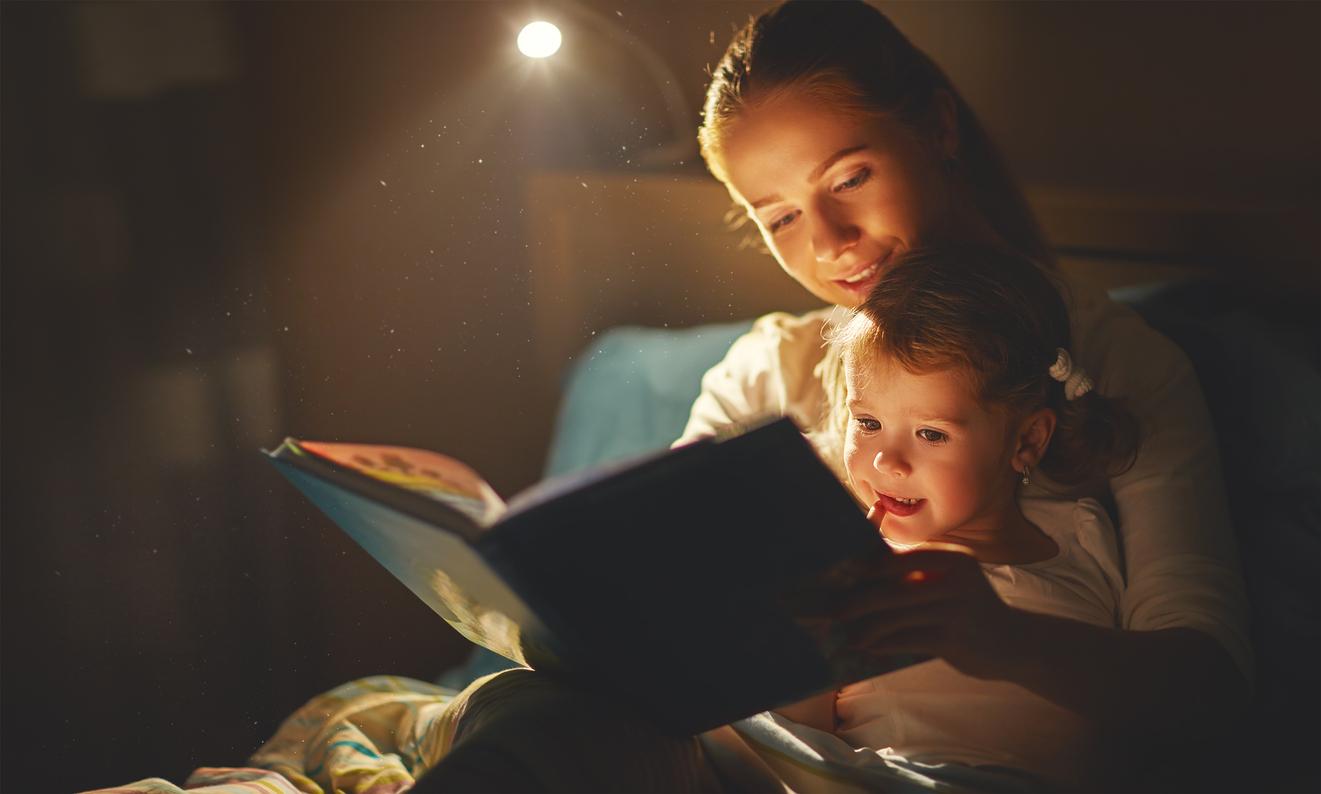 Kom igång med läsningen – Så lär du ditt barn att läsa och att älska böcker