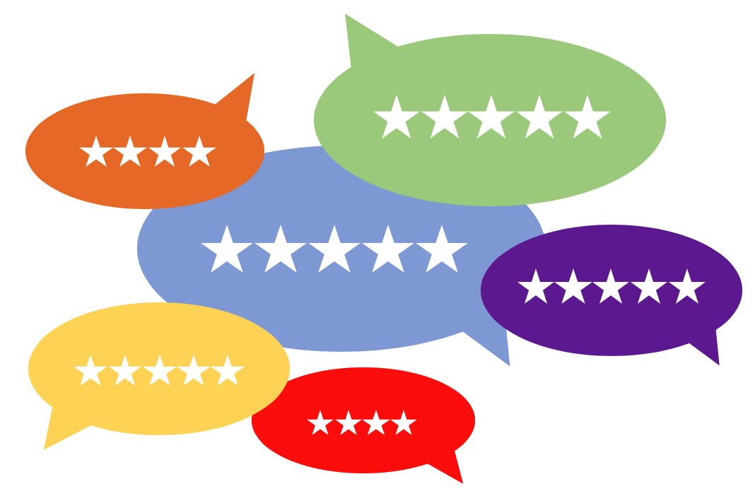 Online reviews are powerful content that can be routed to your website