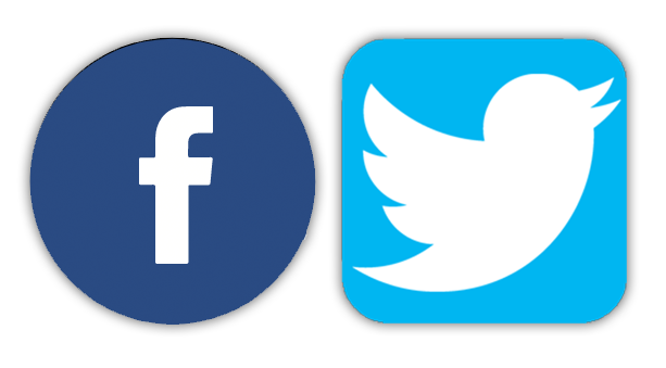 Social tools, Facebook and Twitter