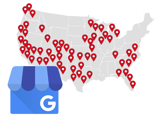 Multi-location Google My Business