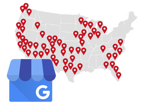 Google My Business for Multi-Location Medical Device Marketing